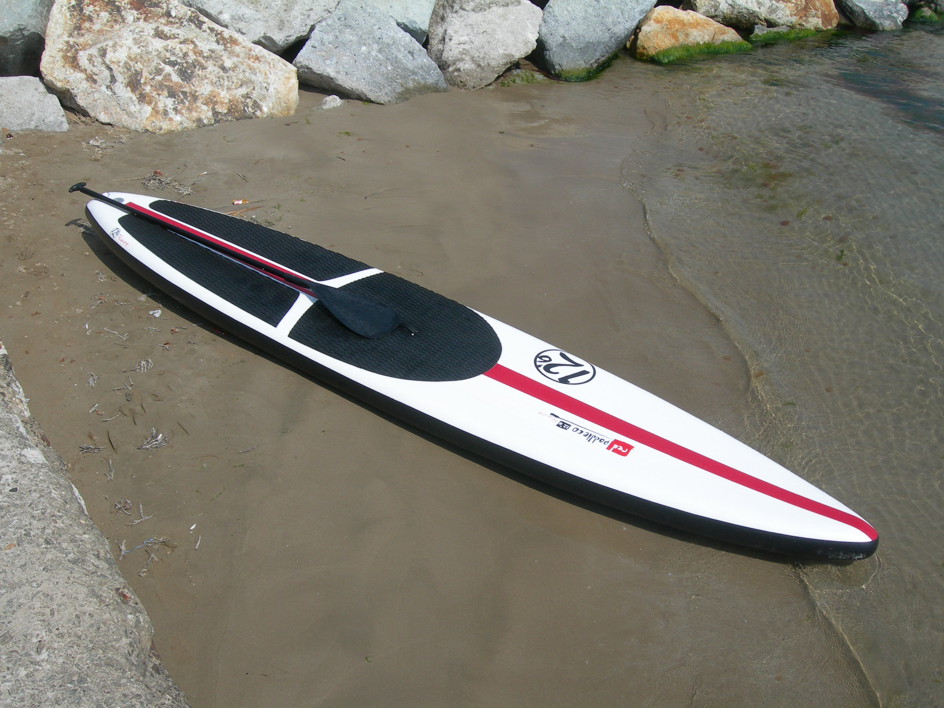 planche stand up paddle