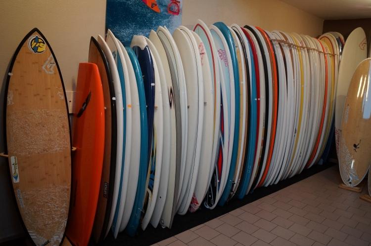 Rayon surf clinique de la planche caen normandie