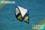 airush lithium zero 18m nav