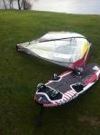 Falcon 2013 warp F2013