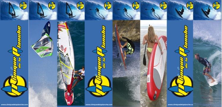 sup windsurf funboard planche à voile fanatic north sails clinique test caen colleville montgomery