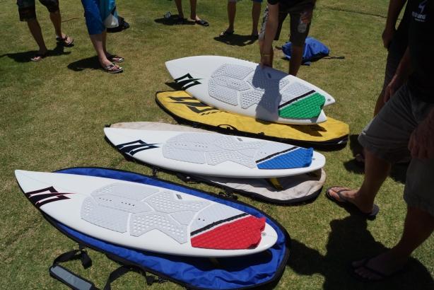 naish surf kites 2014 global skater et fish