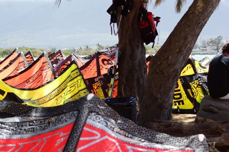 naish kites range 2014 test a Maui