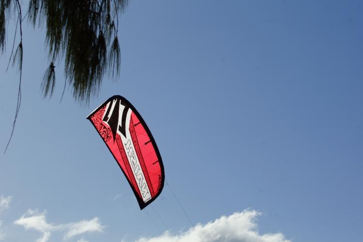 Naish trip kite 2014