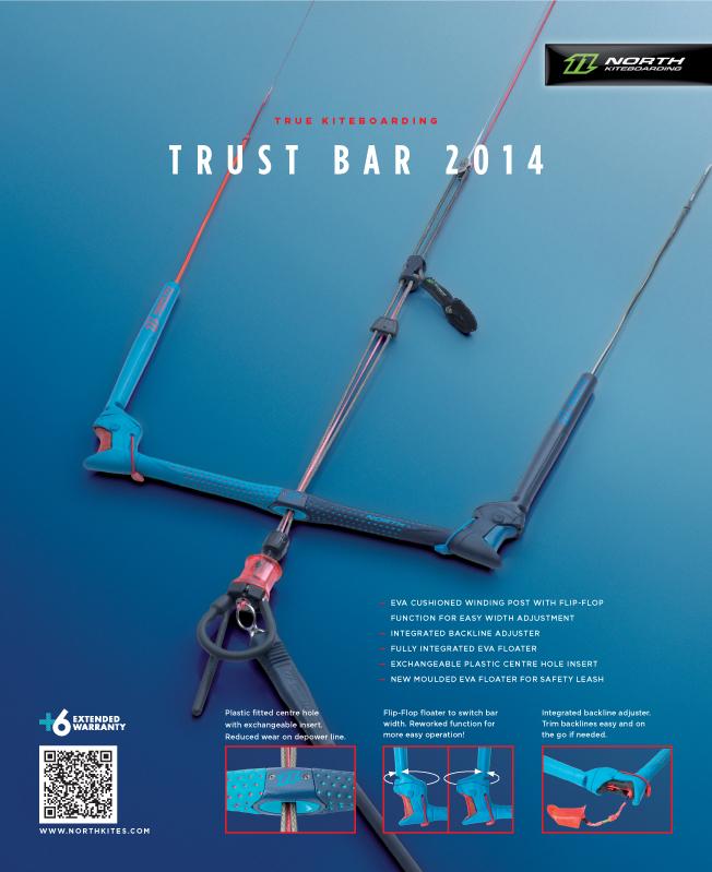 barre north kiteboarding 2014