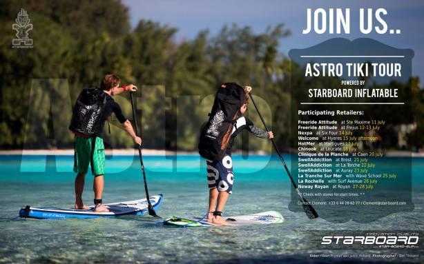 Astro Tki Tour