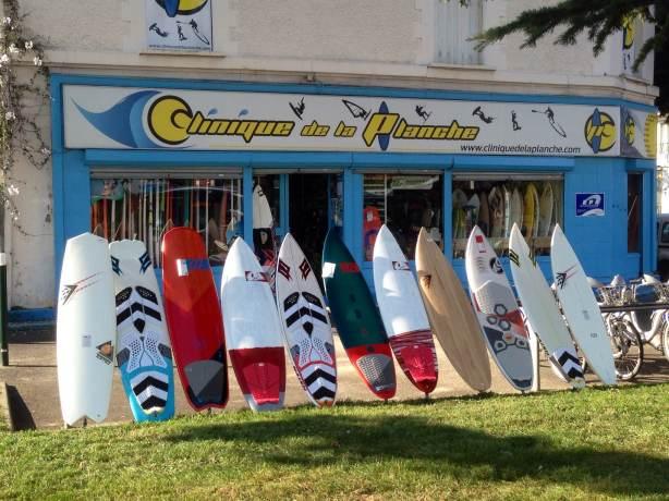 Toutes les nouveautés surfkite 2015