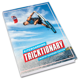 tricktionary kite