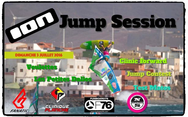 Ion Jump Session 2016 1.0